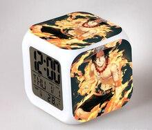 One Piece Digital Clock [Multiple Design Options]