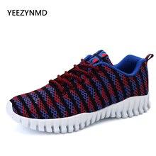 Летний стиль Мужская обувь Для мужчин повседневная обувь летние дышащие Zapatillas Deportivas Для мужчин Туфли без каблуков мужская обувь
