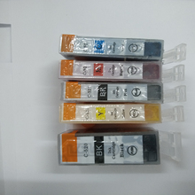 1set PGI-520 CLI-521 ink cartridge for Canon Pixma MP540 MP550 MP560 MP620 MP630 MP640 MP980 MP990 MX860 MX870 IP3600 pgi 520