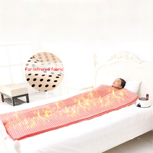 T002 Household Far Infrared Hyperthermia Massage Steaming Sauna Blanket Space Steam For Beauty Skin Cleaning 220V 510W