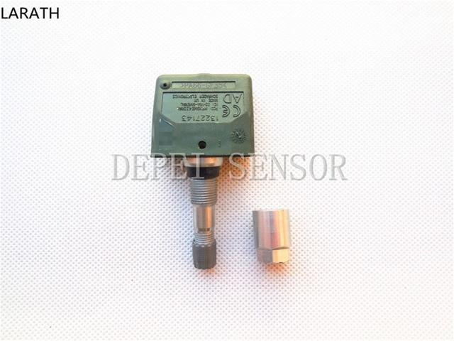 LARATH OEM 13227143 Set of 1 TPMS Tire Pressure Monitoring System Sensor For SAAB 9-3 9-3X 9-5