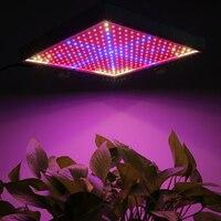 290 LEDs AC85-265V Cresce A Luz Full Spectrum 30 W Indoor Hidroponia Planta Crescer Luz Superior Maior Produção de Qualidade Flores