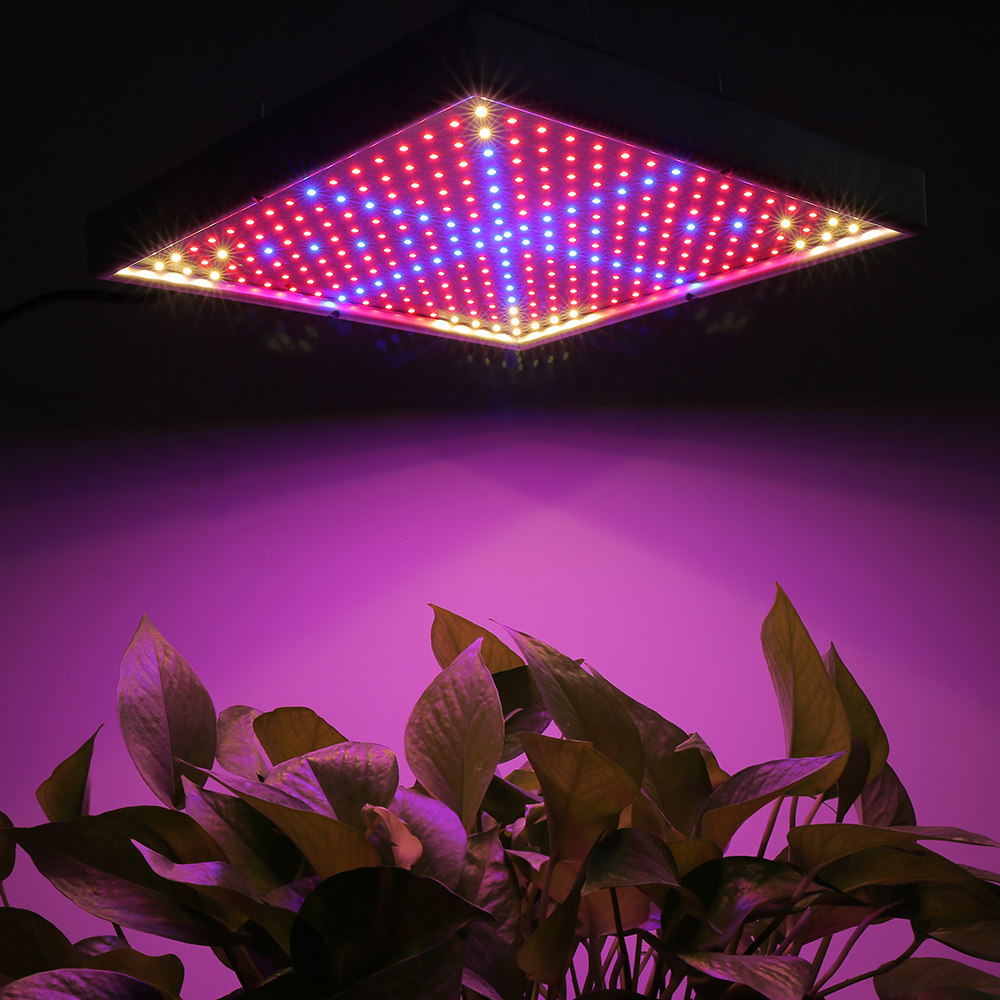 290 LEDs Grow Light AC85 265V Full Spectrum 30W Indoor Hydroponics Plant Grow Light Superior Yield