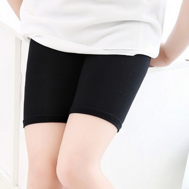 2018 New Hot Summer Top Quality Toddler Kids Baby Girls Short Pants Leggings Stretchy Safety Shorts Pants