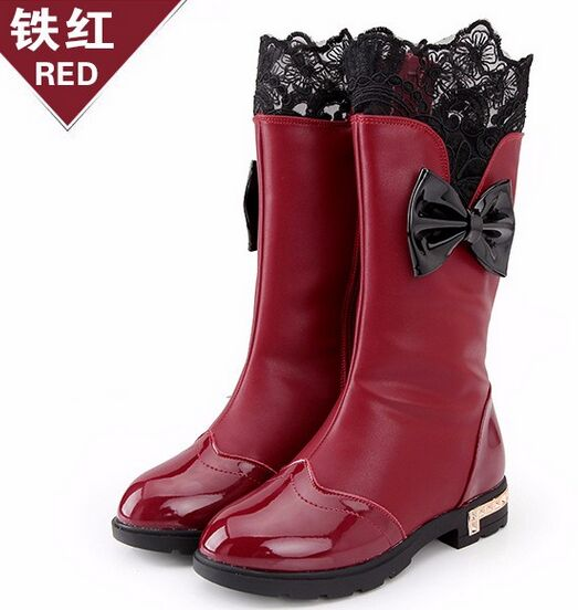 Girl Lace Boots Promotion-Shop for Promotional Girl Lace Boots on ...