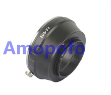 Amopofo,For EOS-FX Adapter for Canon EF Mount Lens to Fuji X-mount XF XC E2 M1 A1 Digicam EF-FX