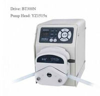 U.S. Solid Peristaltic Pump BT300N YZ1515x 0.035 1330 ml/min 1 Channel CE Certification