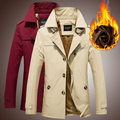 TG6310  Cheap wholesale 2016 new Add hair thickening in long warm cotton-padded jacket of cotton-padded clothes big yards