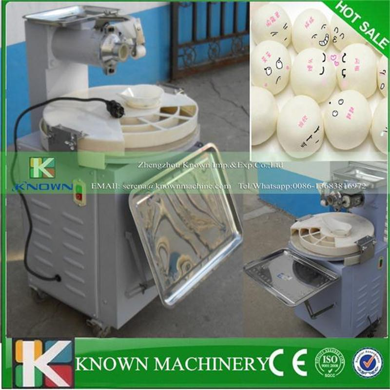 High quality dough divider / rounder ball pasta bread cutting making machine free shipping new premium high quality stainless steel commercial dough ball making machine automatic dough divider rounder for small business