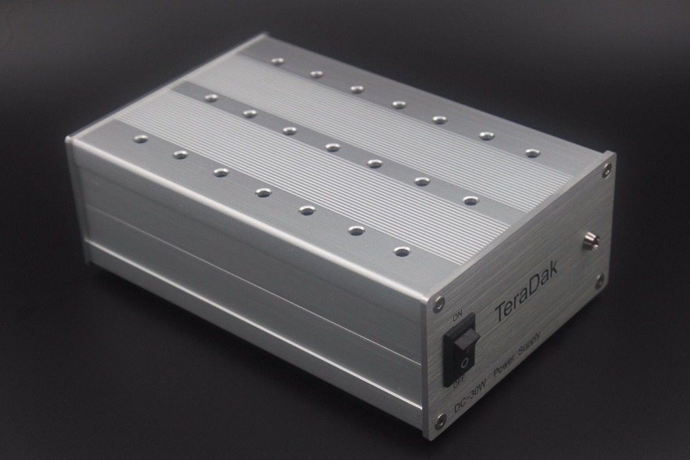 TeraDak DC-30W 15A / 1.6A US DACmini CX Edition USB lineaire - Home audio en video - Foto 4