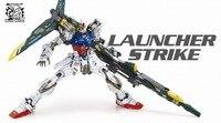 Dragon Momoko model 1:100 MG RM GAT X105+AQM/E X03 Launcher Strike Gundam