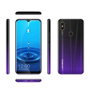 "Image 5 - 100% Orginal LEAGOO M13 אנדרואיד 9.0 19:9 6.1 ""Smartphone 4GB 32GB MT6761 Quad Core טביעת אצבע פנים מזהה 4G LTE טלפון נייד"
