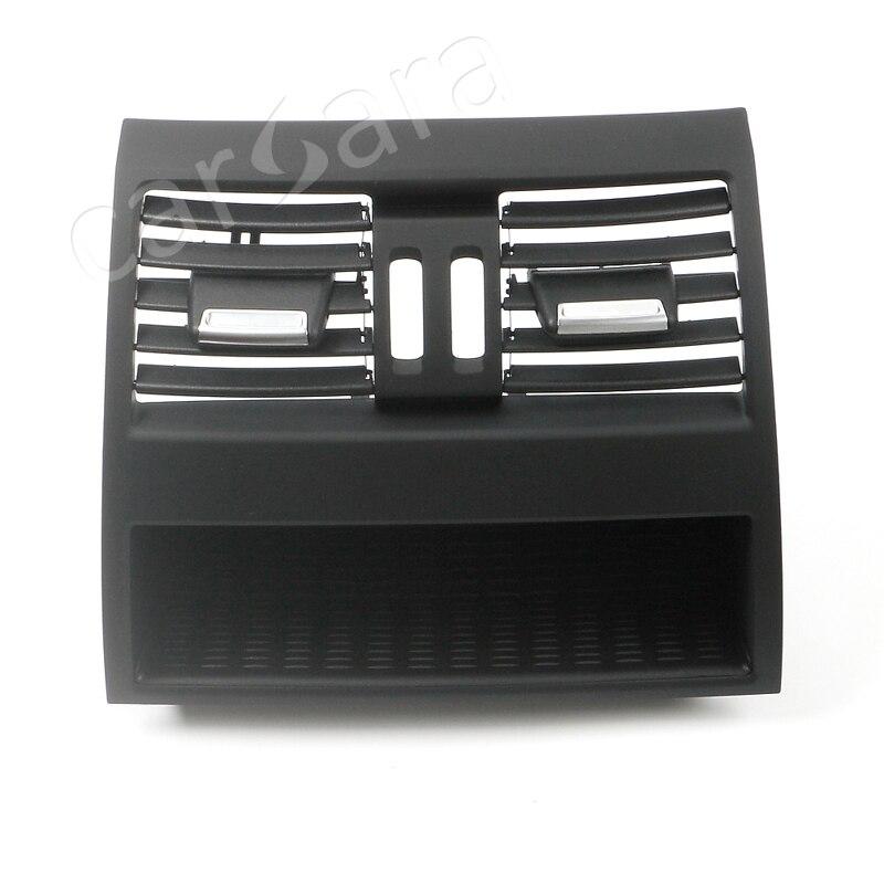 Задний ряд вентиляционное отверстие розетки панель для BMW 5 серии F10 F18 недорогих без хром пластины без электро Термовыключатель