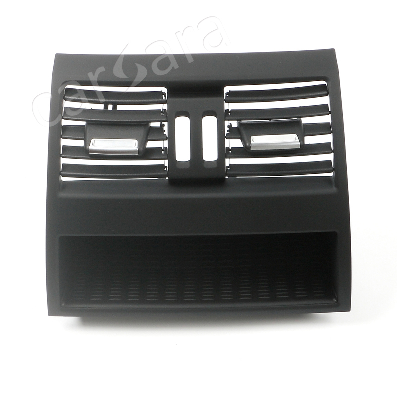 Rear row air vent outlet panel for BMW 5 Series F10 F18 low end with no chrome plate without electro-thermal switch видеоигра бука saints row iv re elected