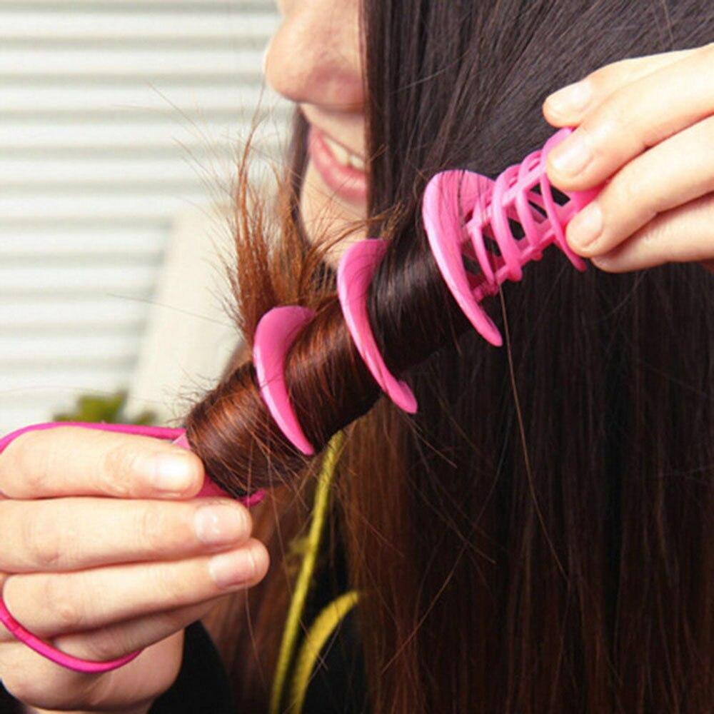 Haarpflege locken styling