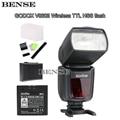 Godox Ving V860II-N i-TTL II Wireless HSS 2.4G Li-ion Flash Speedlite for Nikon