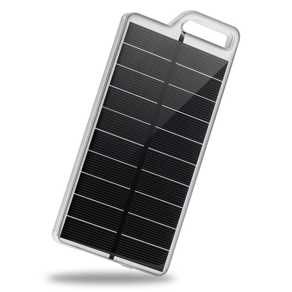 PowerGreen téléphone accessoire double Ports USB 10000 mAh chargeur solaire sac à dos batterie externe batterie externe pour téléphone portable