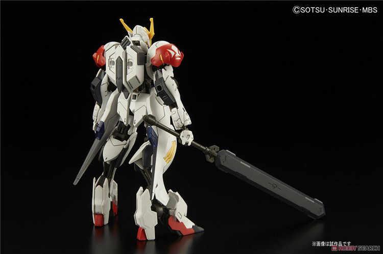 Bandai IBO HG 1/144 GUNDAM BARBATOS LUPUS Mobiele Pak Monteren Model Kits Actiefiguren Plastic Model speelgoed