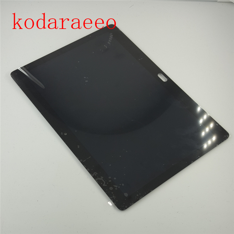 kodaraeeo for Samsung Galaxy Tab S T800 T805 SM-T800 SM-T805 LCD Display with Touch Screen Digitizer Sensor Full Assembly srjtek 10 5 for samsung galaxy tab s t800 t805 sm t800 sm t805 touch screen digitizer sensor glass tablet replacement parts
