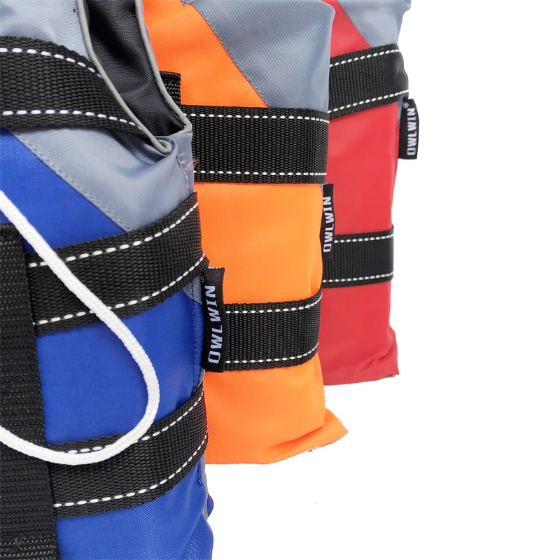 Pria Swimwear Life Vest Colete Salva-vidas untuk Olahraga Air - Olahraga air - Foto 5