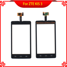 Replacement Touch Screen 4 Inch For ZTE KIS 3 OPENC Digitizer Panel Free Shipping цена 2017