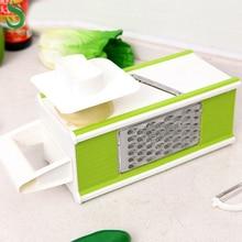 HS040 5in1 slice shaving machine  portable four plane planer peeler kitchen tool Multifunction planing 33*9.5*11cm