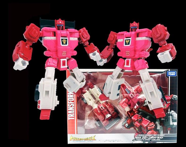 Hasbro Transformers LG58 Prodigal Cloud Set Clone Warrior Boy Toy