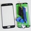 Сенсорный Экран Digitizer Стекло Замена Для Samsung GALAXY S7 G930 G9300 Передняя Внешний Стекло бесплатные инструменты и клей Рамка