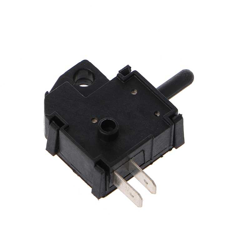 Hot New 1 Pc Universal Front Right Hand Brake Lever Stop Light Switch For  Pit Quad Bike ATV High Quality