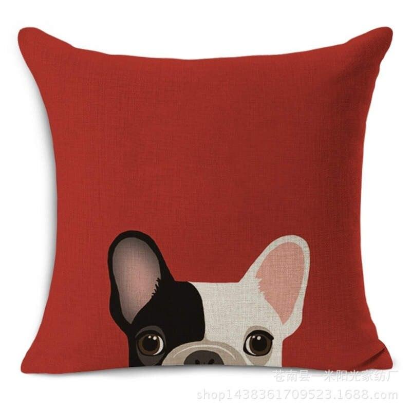 HTB1cDJRMFXXXXXKXVXXq6xXFXXXi - Pug Pillow Cover