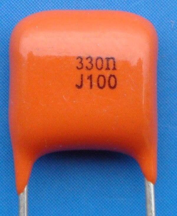 Бесплатная доставка. Тип CL21 металлизированный полиэфирный пленочный конденсатор 334 мкФ 0,33 v