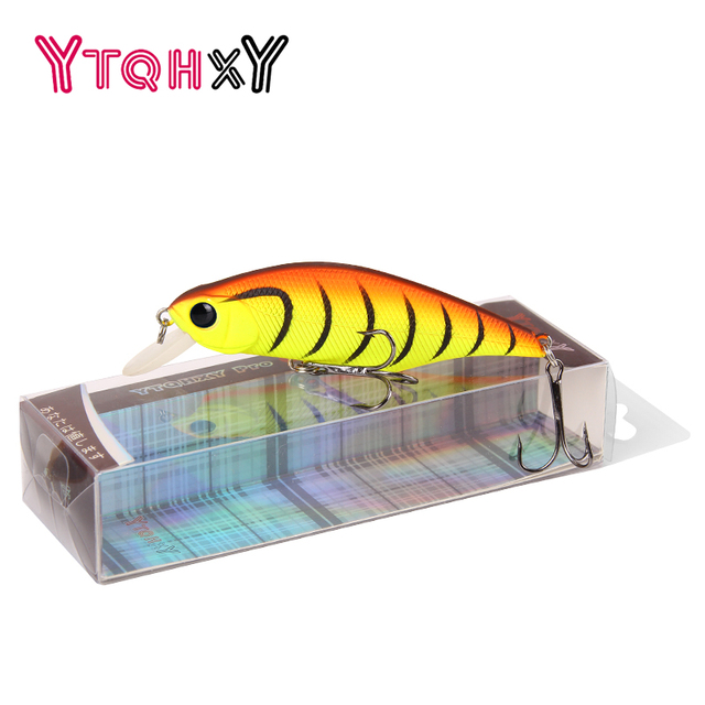 Hot selling Minnow Fishing Lure 13.4g/92mm Artificial Bait Plastic Hard 3D Eyes Peche Floating Wobbler Fishing Tackle WQ162