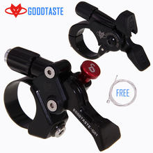 2019 Lockout Wire Control Lever Mountain Bike Rockshox Suntour Speed Mannit Fork Controller Fox Change Switch Button Report new(China)