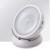 Sensor de controle de luz Do Sensor De Movimento infravermelho de 360 Graus de Rotação LED Night light Sensor Automático Inteligente de Controle De iluminação Da Lâmpada