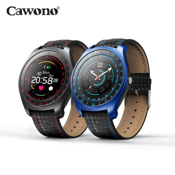 Cawono CW36 Smart Watch Heart Rate Monitor Pedometer Clock Support GSM SIM TF Card Camera Touch Screen Smartwatch pk A1 DZ09 Y1 умные часы smart watch y1