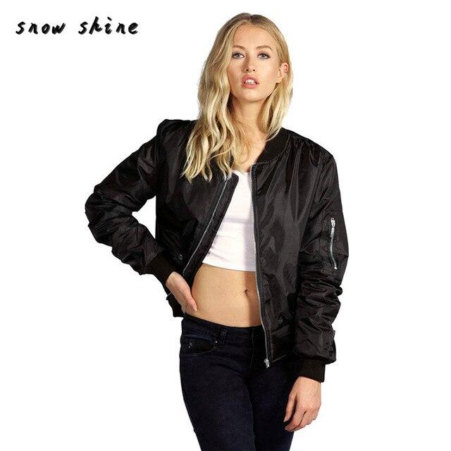 Snowshine YLW Mode Frauen Casual Reißverschluss Vintage Jacke Mantel Outwear kostenloser versand