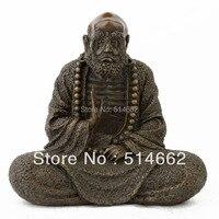 Фэншуй латунь Бодхидхарма Статуэтки/Бодхидхарма скульптуры/Бодхидхарма статуи