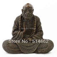 FENGSHUI BRASS Bodhidharma Figurines/ Bodhidharma Sculptures/Bodhidharma statues