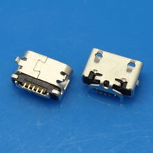 1X New DC Power Jack Micro USB Port Konektor Plug Socket untuk Netbook/Tablet PC/Ponsel/Millet ponsel/MP4/MP5/HTC Ox Horn(China)