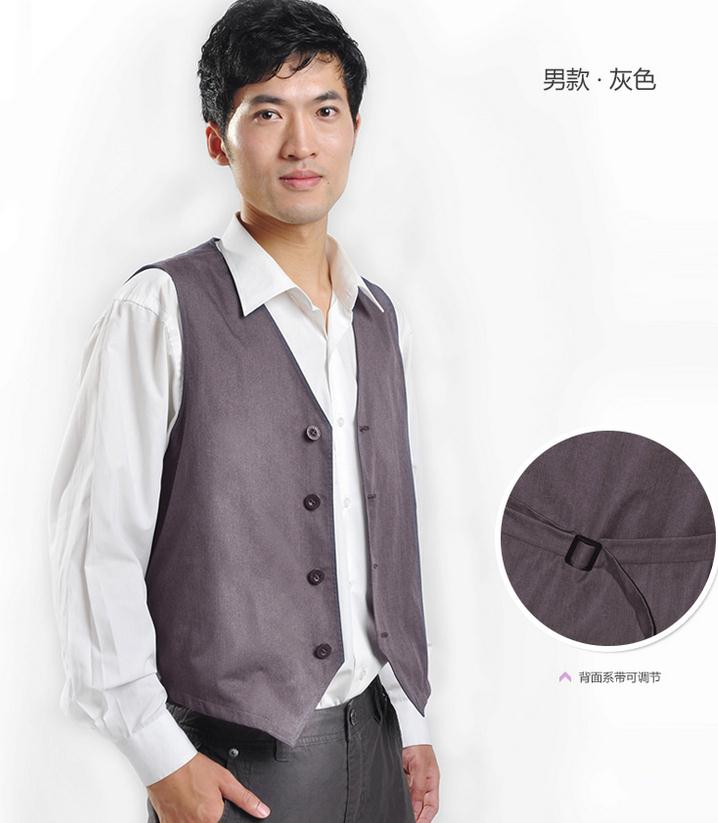 Computer radiation suits men and women work clothes anti electromagnetic interference vest