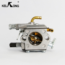 KELKONG New 45cc 52cc 58cc Chain Saw Carburetor 4500 5200 5800 Chainsaw Carburetor Copper Made Elbow Pipe and Inner Fuel Pipe