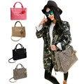 Women Nubuck PU Leather Handbags Brand Women Messenger Bags Ladies New Shoulder Bag Leather Handbags