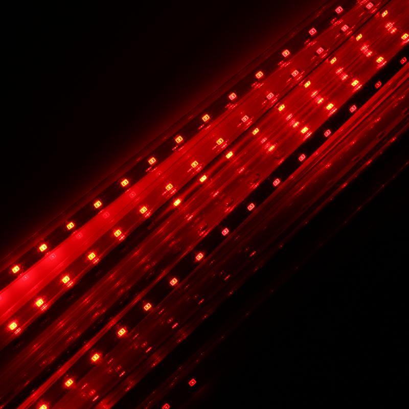 Outdoor 8 Tubes String 50CM 3528 SMD Meteor Shower Light LED Light Party Lamp