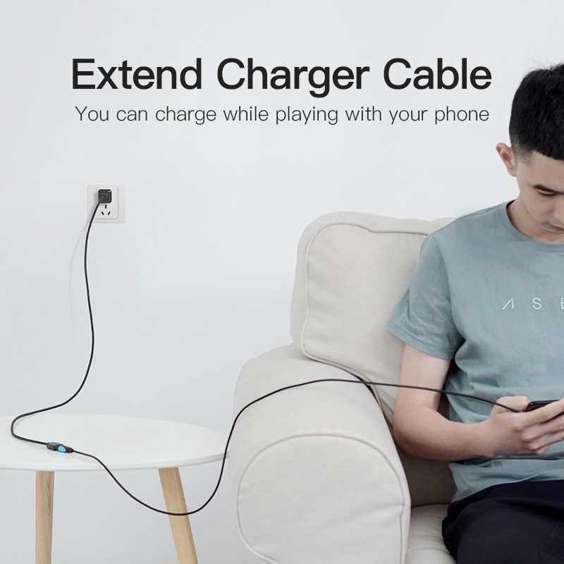 Vention USB кабель-удлинитель USB 3,0 кабель для Smart ТВ PS4Xbox один SSD USB3.0 2,0 к Extender данных шнур Mini USB кабель-удлинитель