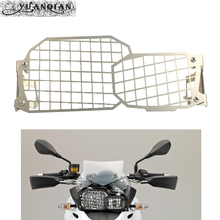 Motorcycle Headlight Head light Grill Guard Cover Protector For BMW F800GS F700GS F650GS Twin 2008-on