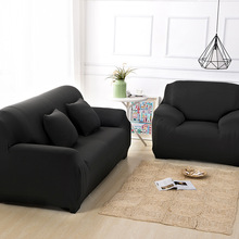 XINYUE Fashion Elastic Modern Pure Color Sofa Covers Living Room Cover Stretchable Cushion Washable Slipcover