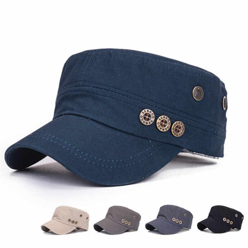 1 חתיכה מתכוונן מקרית פנאי כובעי מוצק צבע כובע בייסבול כובע גברים של אופנה Snapback קיץ סתיו כובע באיכות גבוהה כובעים