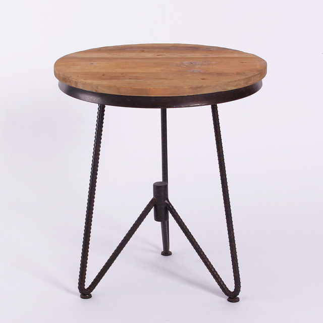 American Antique Furniture Wrought Iron Table And Corner Lamp Old Fir European Telephone Bar Chairs Coffee A