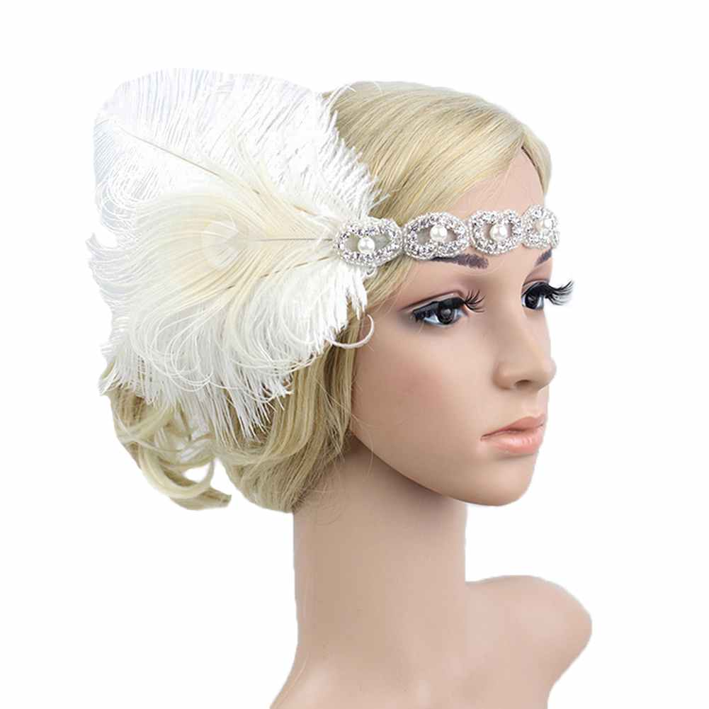 flapper hair accessories - 1001×1001