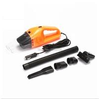 Car Vacuum Cleaner 120W Handheld Vacuum Cleaner FOR mitsubishi asx hyundai ix35 fiat stilo peugeot 407 subaru impreza golf 7